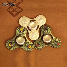 Buy YNYNOO 10pcs Sale Price One Piece Fidget Spinner Finger Spinner Hand Spinner Hands Alloy Metal Anti Relieve Stress Toy Spiner for $38.84 in AliExpress store