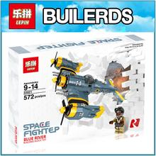 Building Blocks Model 22021 Compatible with The Beautiful Science Fiction Fighting Aircraft Educational Toys For Children