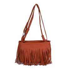 Mini Fringe Tassel Small Cross Body Shoulder Crossbody Women Messenger Bag Famous Brand Bolsos Bolsas Sac A Main Femme De Marque(China)