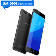 Umidigi Z Pro 5.5 inch Cell Phone 2.5D Arc screen 13MP Front Camera 4G LTE Google Play Fingerprint Multi language Mobile Phone