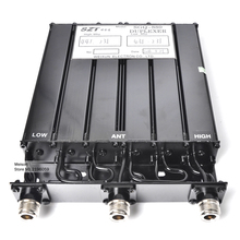 Radio Duplexer UHF for Repeater of two way radio GM-300 GM-3188 GM-388 6 CAVITY 50W
