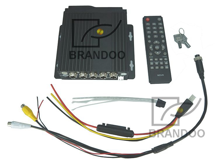 BD-323D 1080P MDVR accessories