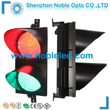 Red green 2 aspects LED Traffic Light hot sale
