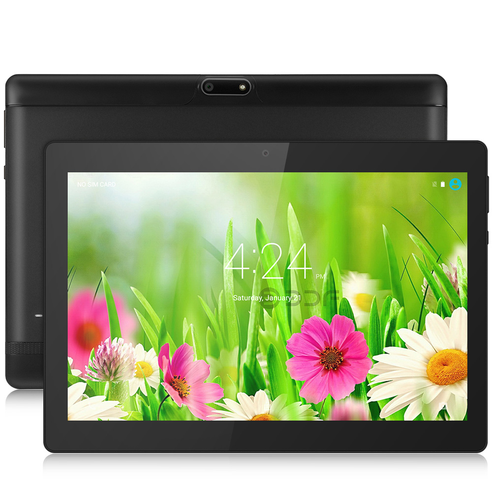 New original 10 inch Original 3G Phone Call Android Quad Core Android IPS Tablet WiFi 2G 16G 7 8 9 10 android tablet 5 Mp Camera
