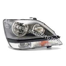 Headlight Right fits LEXUS RX300 1997 1998 1999 2000 2001 2002 2003 DARK fits Toyota HARRIER Headlamp Passenger Side(China)