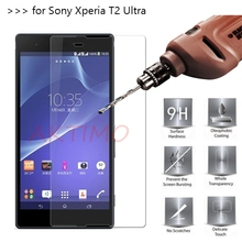 Buy 9H 0.26mm 2.5D Premium Tempered Glass Sony Xperia T2 Ultra XM50h D5303 D5306 Screen Protector Toughened Protective Flm case for $1.23 in AliExpress store