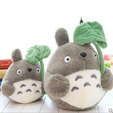 1pcs 15cm/20cm My neighbor Totoro Cartoon Plush Toy Totoro Stuffed Animal Soft Doll Girl Gift Kids Toy Popular Toy Free Shipping
