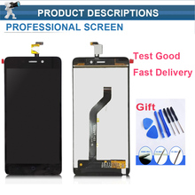 2pcs Top quality Black/White/Gold LCD+TP For ZTE Blade X3 D2 T620 A452 LCD Display with Touch Screen Digitizer Assembly+ tools
