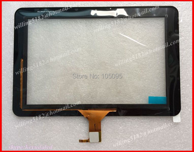 Original New 9 DNS Air Tab M93 Tablet Touch Screen Digitizer Touch Panel Sensor Glass Replacement Free Shipping<br><br>Aliexpress
