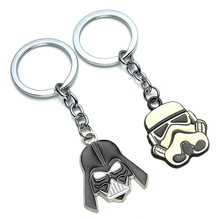 Film periphery Star wars Star Wars combine a golden key buckle pendant foreign trade Speed sell through ebay wholesale