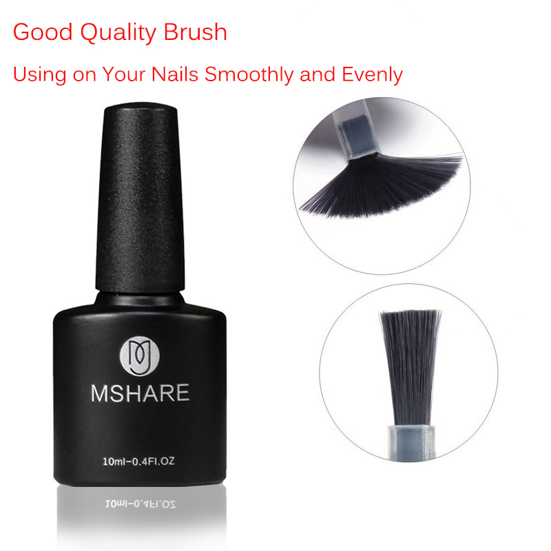 quick-building-gel mshare--Base-Coat-Top-Coat-Set-nail-care French-nails ... 718909f21cd