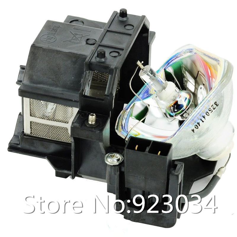 ELPLP42 / V13H010L42 compatible lamp with housing for  EPSO.N PowerLite 822p/83c/400W/410W/822+/822p/83+/83V+  Free shipping<br><br>Aliexpress