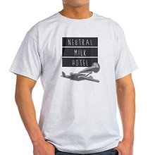 new Neutral Milk Hotel Flying Phonograph / Gramophone - 100% Cotton T-Shirt, Comfortable and Soft Classic Tee with Unique Design