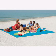 Sand Proof Blanket Outdoor Sand Free Beach Mat Camping,Picnic Mats Dirt&Dust disappear(China)