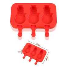 Buy 9 Designs Silicone Ice Cream Mold Frozen Ice Cream Mould Popsicle Maker Lolly Mould Tray Pan Kitchen DIY Pop Mold for $3.91 in AliExpress store