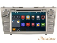 Android 7.1 Quad Core Car Monitor GPS Navigation System Headunit For TOYOTA CAMRY Aurion 2006-2011 Car CD DVD Multimedia Player(China)