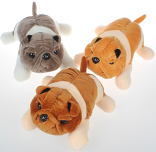 25cm Bulldog Stuffed Plush Toy Soft Doll Plush Toys Super Quality Low Price Best Gift For Kid Hot Selling Baby Toys