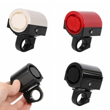 High Quality MTB Road Bicycle Bike Electronic Bell Loud Horn Cycling Hooter Siren Holder Whalesale