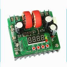 Numerical control digital display DC - DC DC booster module 400w constant pressure constant current DIY module 400w(China)