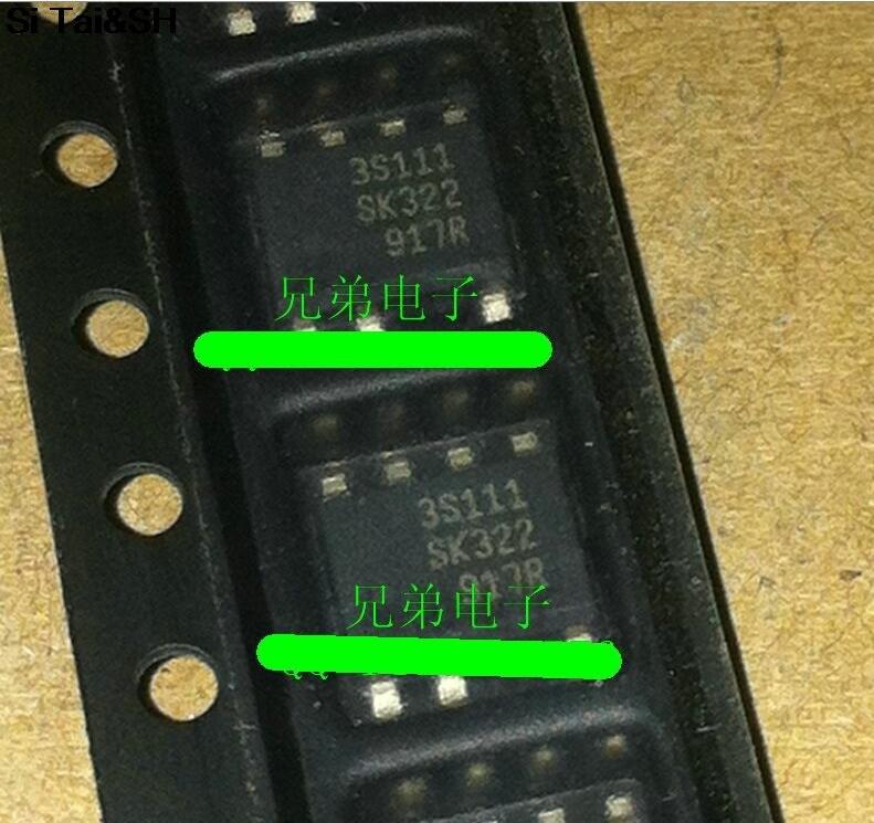 5PCS SSC3S111 3S111 SOP8 IC
