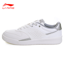 Li-Ning Women CRT PLUS Sports Life Walking Shoes Fitness Sneakers Soft Comfort LiNing Sports Shoes GLKM166(China)