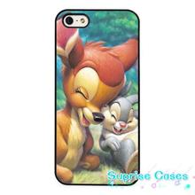 Bambi Thumper Friends cellphone Case Cover for iphone 5s 5c SE 6 6s 6plus 7 7plus Samsung galaxy note7 s3 s4 s5 s6 s7 edge