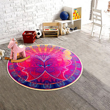 Free shipping gift Bohemia animal fox camel rabbit elephant deer peacock owl butterfly dragonfly pattern floor mat carpet rug