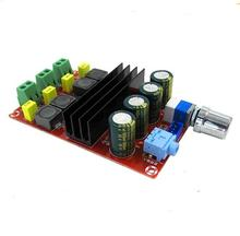 XH-M190 Tube Digital Audio Board TDA3116D2 Power Audio Amp 2.0 Class D Stereo HIFI amplifier DC12-24V 2*100W free shipping-D3007(China)