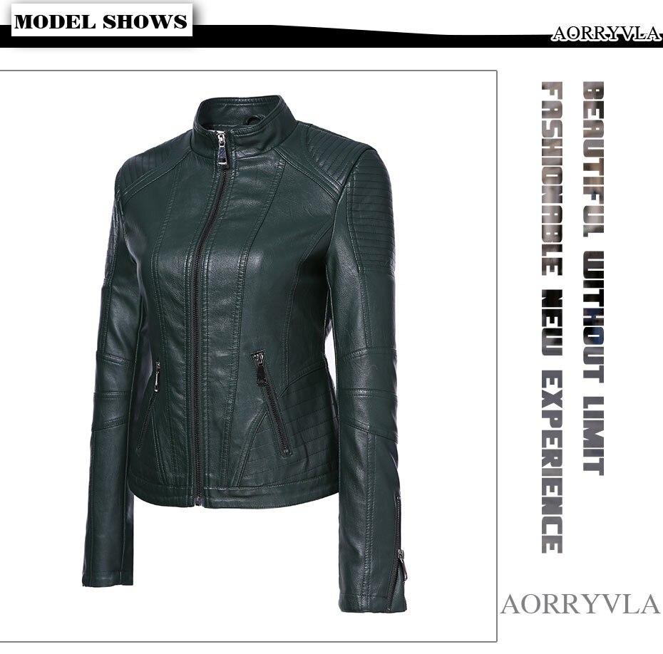 Faux Leather Jacket (1)