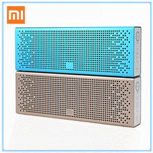 Xiaomi Bluetooth 4.0 Speaker Built-in Battery Mini Portable Wireless Loudspeaker Stereo Sound Box for iPhone 6 Plus Pro Samsung