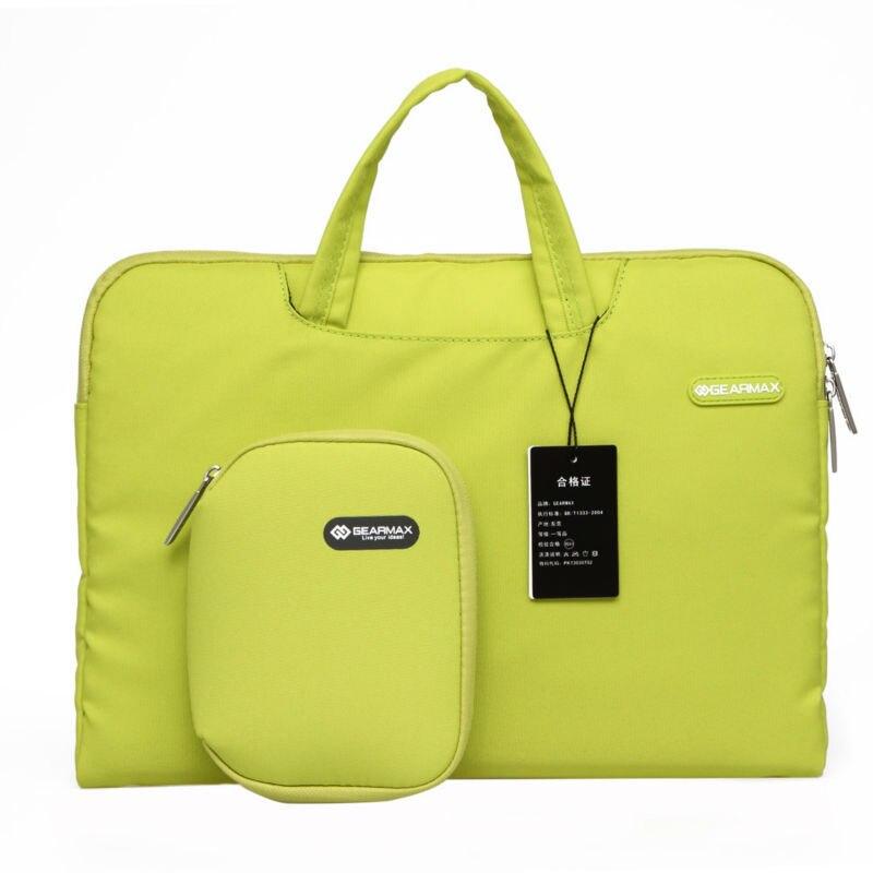 Gearmax Women Men Laptop Messenger Bags Four Colors Canvas Laptop Bag Christmas Ultrabook Bags Women Bag for Macbook Pro 13 Case<br><br>Aliexpress