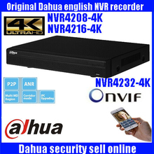 Buy Original ENGLISH firmware Newest Dahua 4K NVR Model Onvif 1U 4K Network Video Recorder DH-NVR4208-4K DH-NVR4216-4K DH-NVR4232-4K for $206.15 in AliExpress store