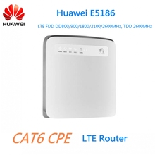 Unlock and Original 300M Huawei E5186 4G LTE CPE CAT6 Router