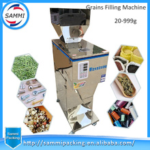 Widely used FZ-2500 weighing/filling machine for beans, fine powder, rice, tea, grain,coffee 100-2500g
