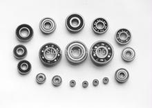 Miniature MR95ZZ deep groove ball bearings Double-sided dust cover sealed miniature bearings / model bearing 5 * 9 * 3mm