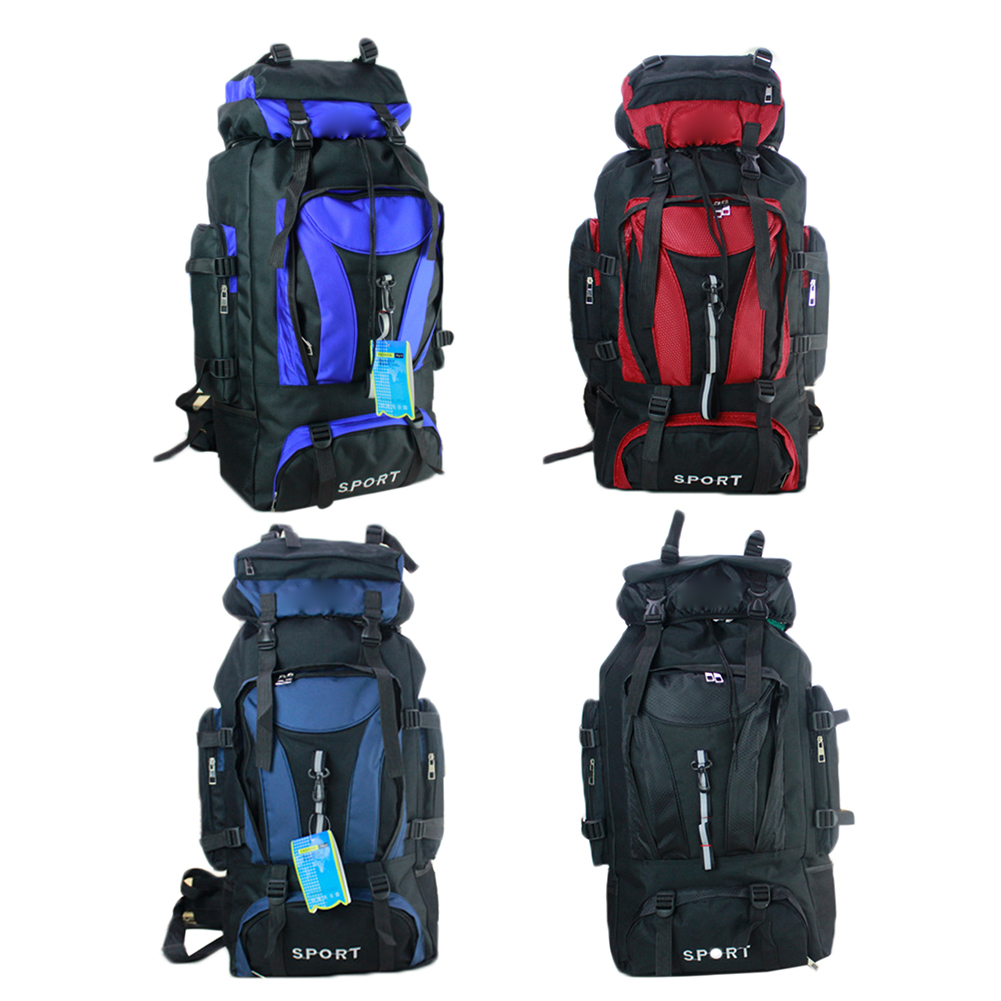 19587003fdcf 70L Large Capacity Outdoor Mountaineering Bag For Hiking Travel ...
