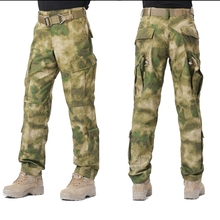 Buy 2017 Army Tactical military uniform trousers army military combat men tactical pants camouflage cargo pants for $26.40 in AliExpress store