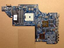 45 days Warranty  laptop Motherboard for hp DV6 DV6-6000 notebook mainboard , 665284-001 ISKAA L2S Paypal Accepted