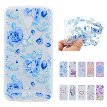 Fitted TPU Case for Lenovo Vibe C2 C 2 K10a40 K10 a40 Case Cover Soft Silicone Phone Case for Lenovo C2 C 2 K10a 40 Phone cases(China)