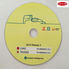 2016 New 2015.3 version software on CD with keygen for VD  tcs cdp pro plus Multidiag pro+ plus for WOW SNOOPER