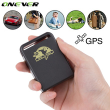Onever Car Vehicle GPS GSM GPRS Tracker Mini Handheld GPS Locator TK102B Auto Tracking Locator Device For Children Dog Kids Car