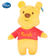 "Disney Winnie the Pooh Doll 24"" inches Flat backrest pillow Baby Stuffed Toy Kids Boys and girls Mickey Mouse Minnie Toy Bear"