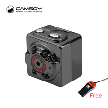 SQ8 Mini Camera 1080P 720P HD Kamera 12M Infrared Night Vision Micro Camera Motion Sensor Mini DV DVR Camcorder Smallest Webcam