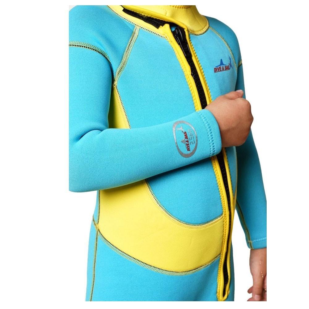 WDS-8001-11-Description-Neoprene-Wetsuit-Children-Kids-Style-Warm-Switsuit-Rash-Guards