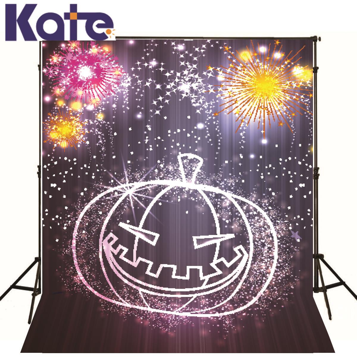 Festival Photo Background Fireworks Colors Backdrop Festival Lantern Pumpkins Dazzle Light Background For Photographer<br>
