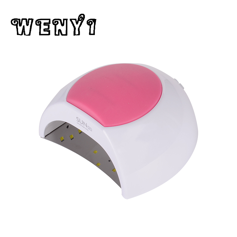 Free Shipping SUN2 UV LED Lamp Nail 48W Nail Dryer Machine For Curing UV Gel Led Gel Nail Gel Polish Machine<br>