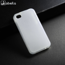 AKABEILA Silicone Soft Cases For Apple iPhone4G 4 4S 44S TPU Case Back Cover For iphone4 5C iphone 4S 5C Phone Case Covers(China)