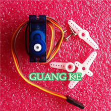 20PCS Micro 9g Servo RC SG90 For Airplane Aeroplane 6CH RC Helicopter, Free Shipping(China)
