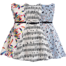 Plus Size Belle Womens Summer Dresses 50s 60s Robe Vintage Retro Pin Up Swing Polka Rockabilly Flower print Dress(China)