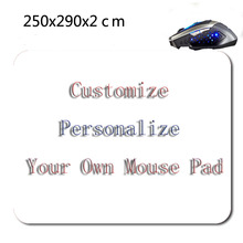 DIY your favorite pictures to me. Do a beautiful personality mouse pad for your family, friends, lover as a gift, three sizes
